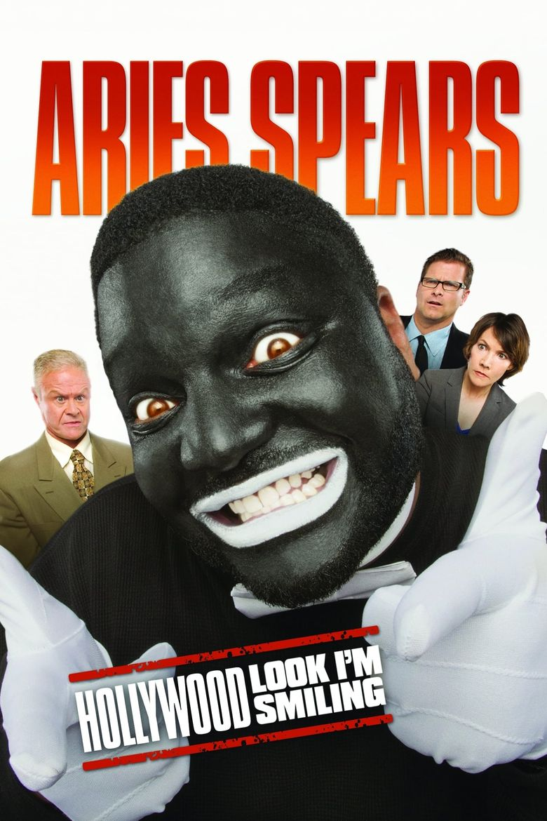 Aries Spears: Hollywood, Look I'm Smiling Poster