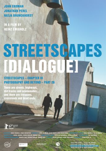 Streetscapes [Dialogue] Poster