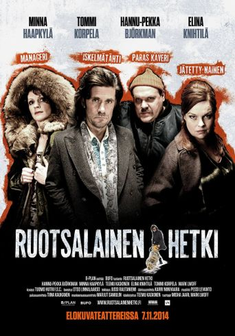The Swedish Moment Poster