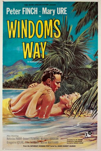 Windom's Way Poster