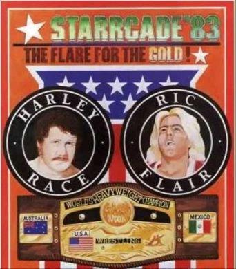 NWA Starrcade '83 Poster