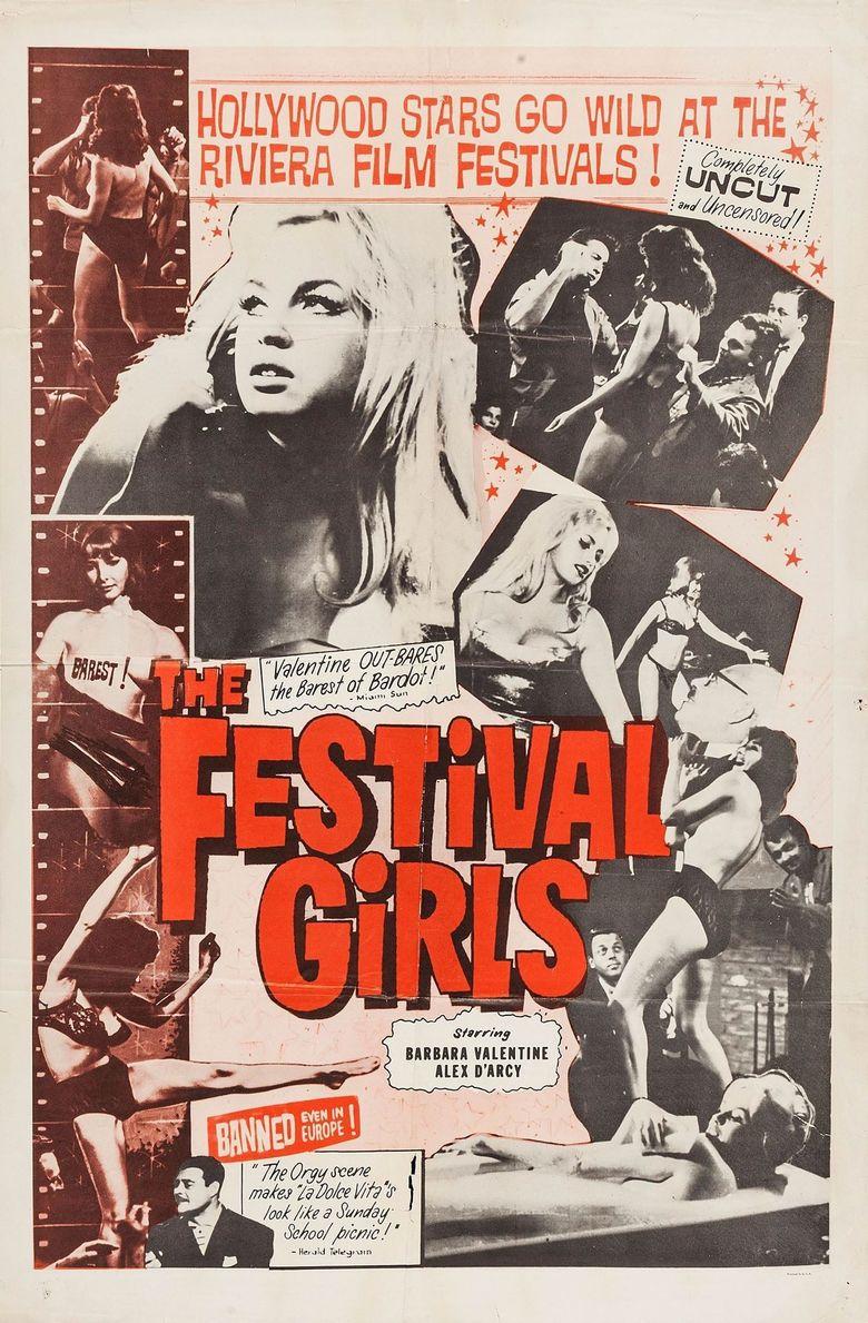 The Festival Girls Poster