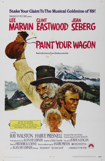 Watch Paint Your Wagon