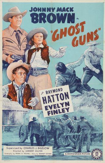 Ghost Guns Poster