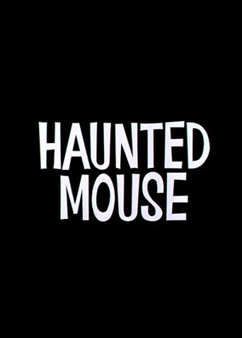 Haunted Mouse Poster
