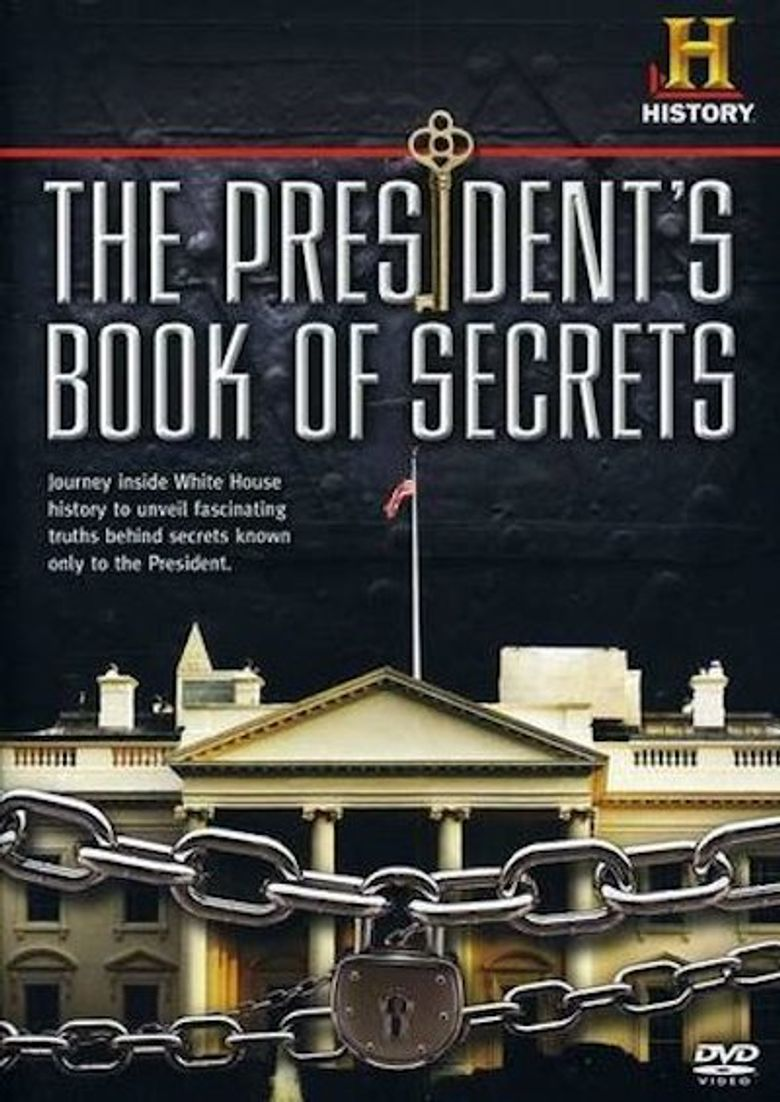 The President's Book of Secrets Poster