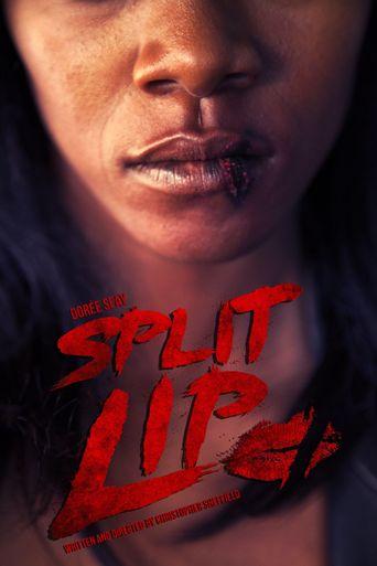Split Lip Poster