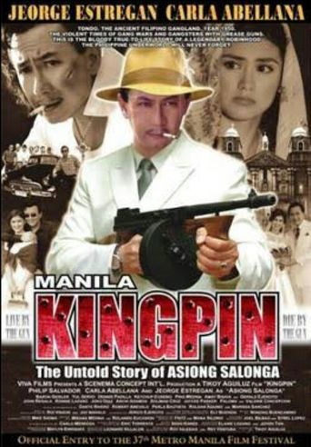 Manila Kingpin Poster