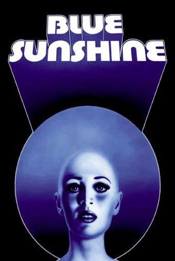 Blue Sunshine Poster
