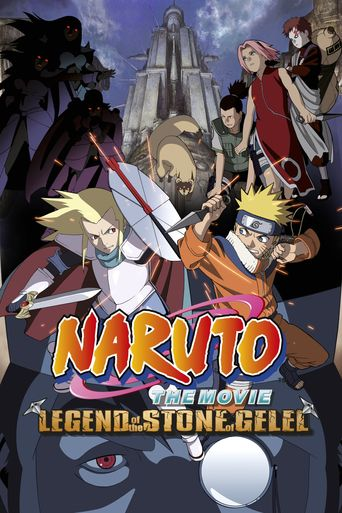 Watch Naruto the Movie: Legend of the Stone of Gelel