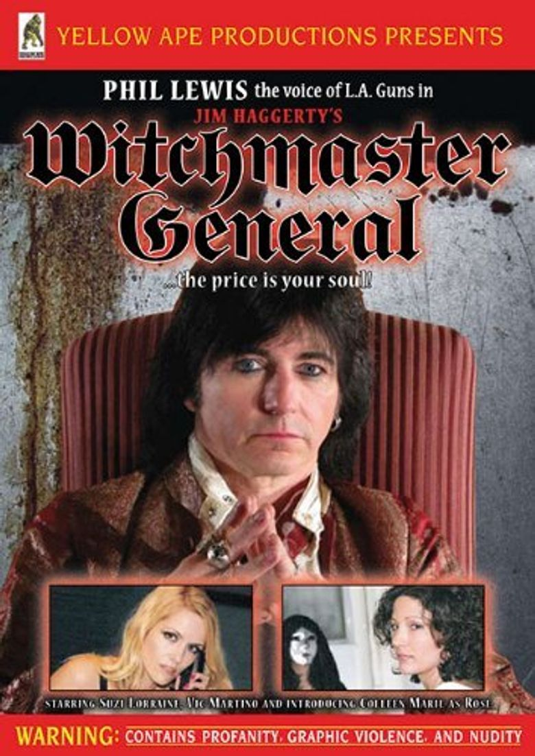 Witchmaster General Poster