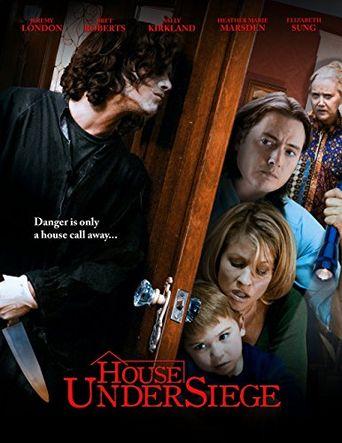 Casa bajo asedio Poster