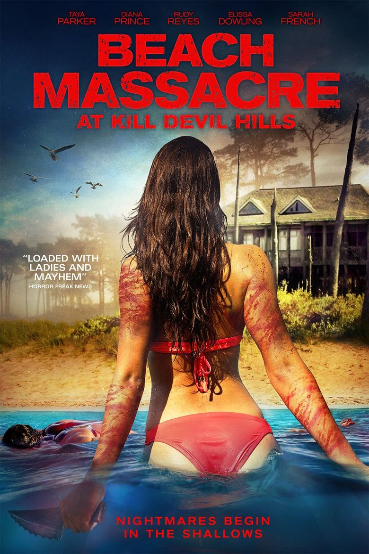 Beach Massacre at Kill Devil Hills Poster