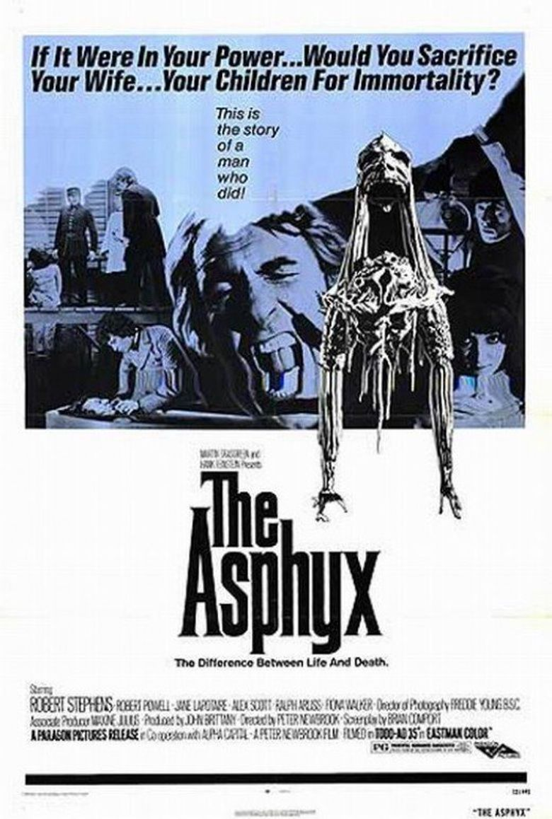 The Asphyx Poster