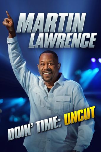 Martin Lawrence Doin' Time Poster