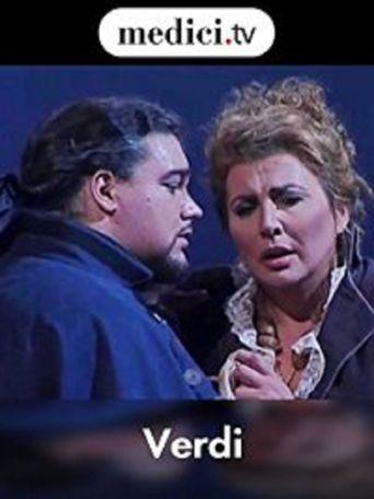 Verdi, Un Ballo in Maschera - Salvatore Licitra, Maria Guleghina, Riccardo Muti, Teatro alla Scala Poster