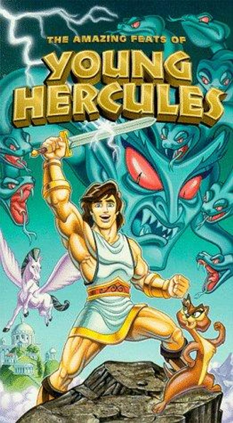 Watch The Amazing Feats of Young Hercules