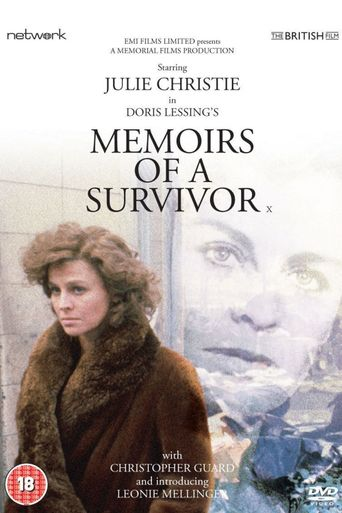 Memoirs of a Survivor Poster
