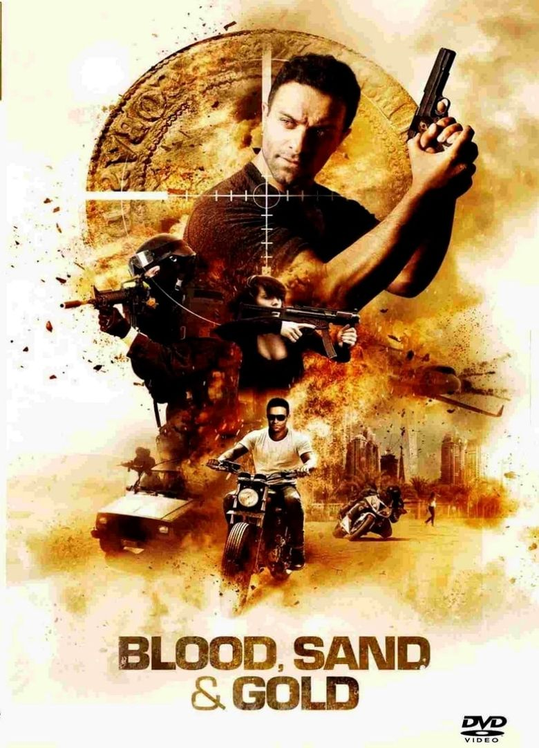 Blood, Sand & Gold Poster