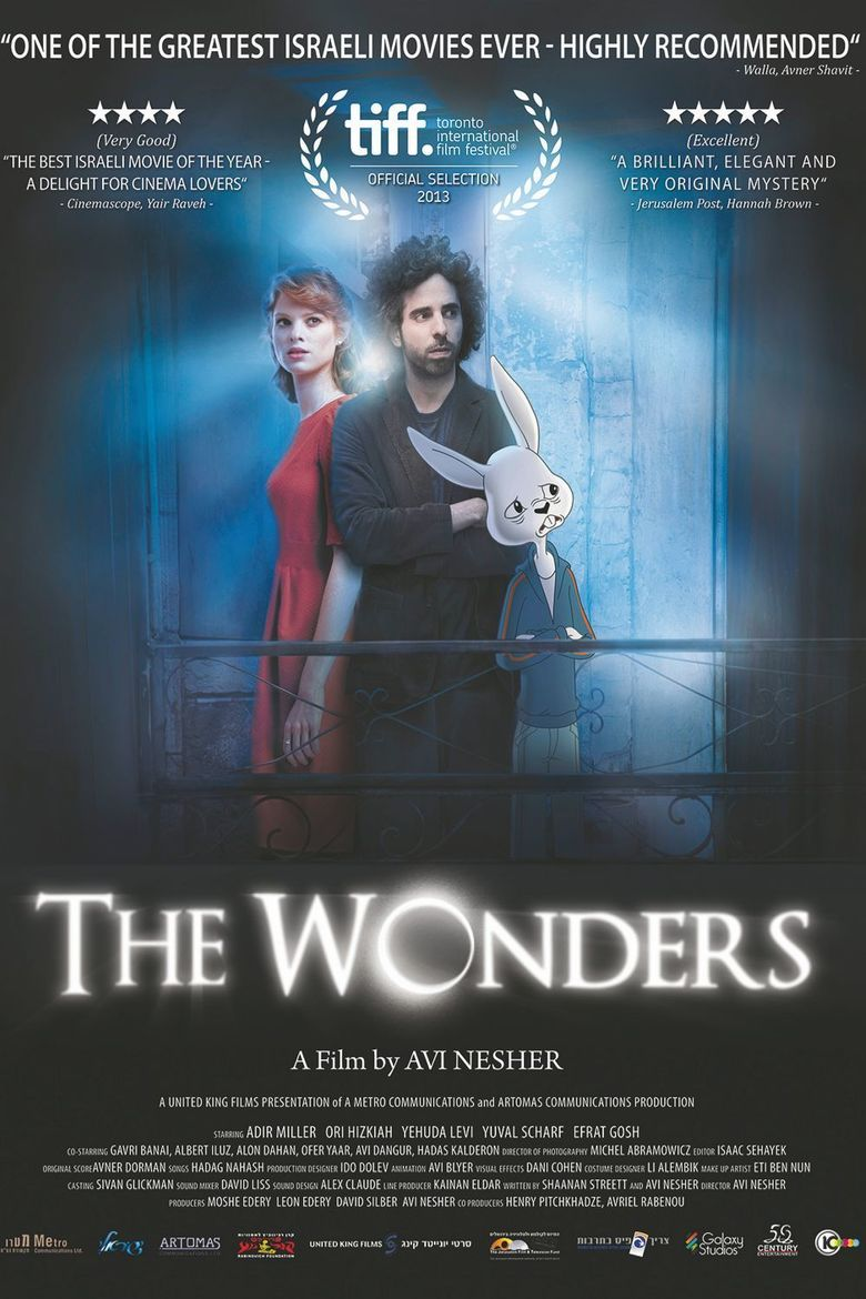 The Wonders Poster