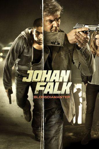 Johan Falk: Blodsdiamanter Poster