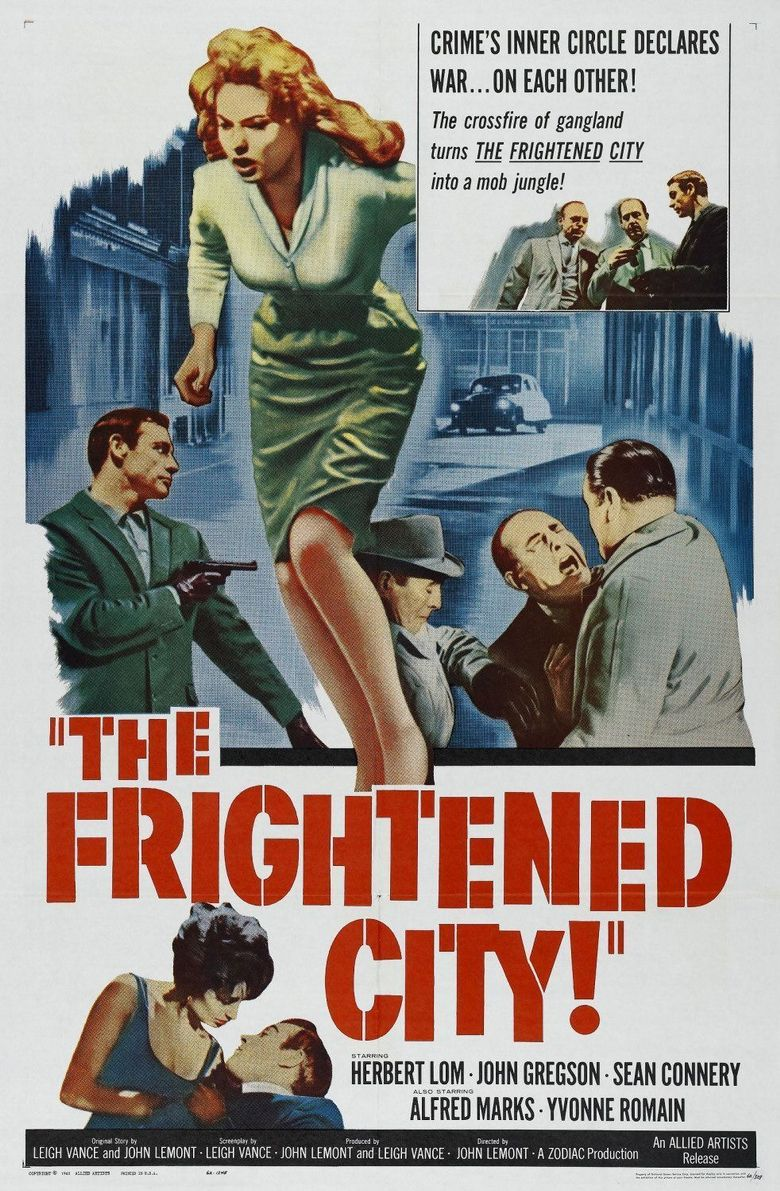 The Frightened City Poster