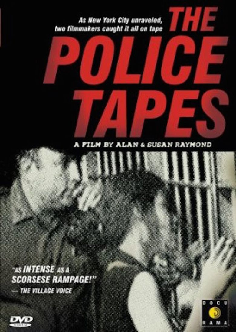 The Police Tapes Poster