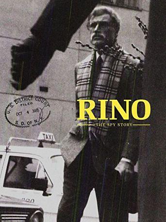 RINO – Příběh špiona Poster