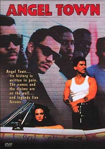 Angel Town Poster