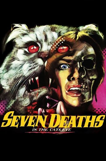 Seven Dead in the Cat's Eye Poster