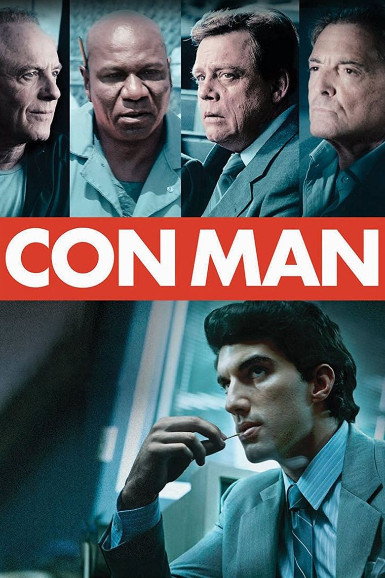 Con Man (2018) - Watch on Prime Video, Tubi TV, Vudu, and