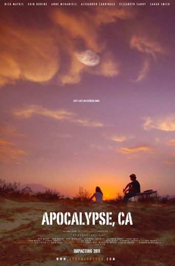 Apocalypse, California Poster