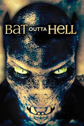 Like a Bat Outta Hell Poster