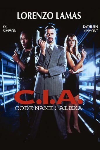 CIA Code Name: Alexa Poster