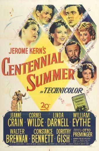 Centennial Summer Poster