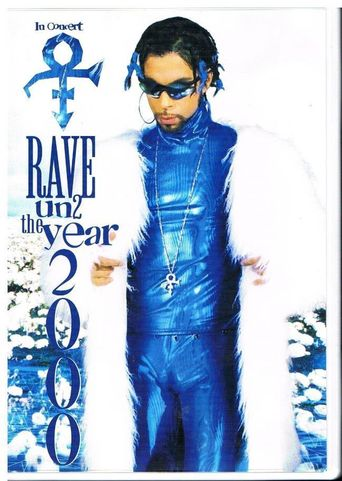 Prince: Rave un2 the Year 2000 Poster