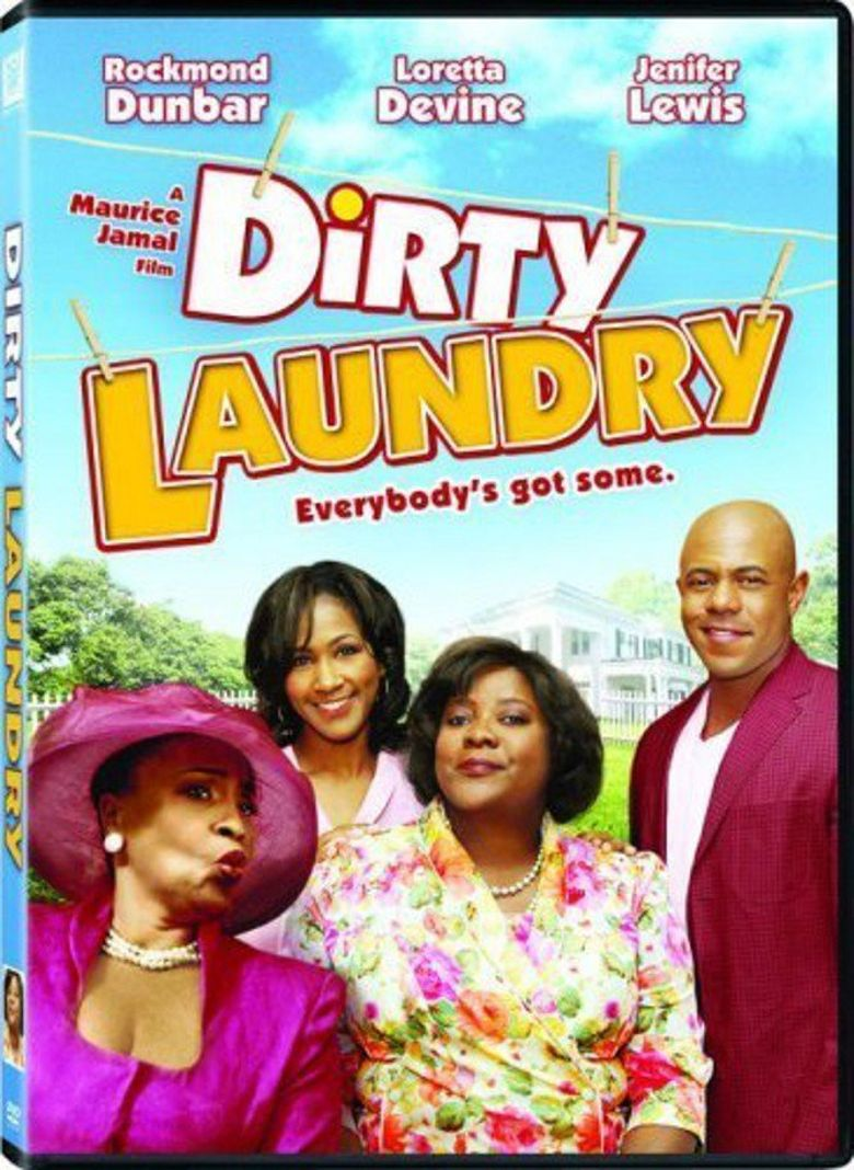 Dirty Laundry Poster
