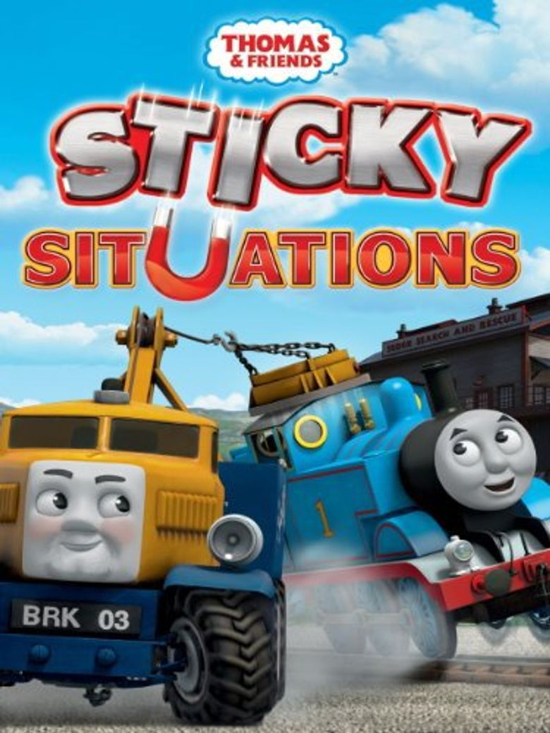 Watch Thomas & Friends: Sticky Situations