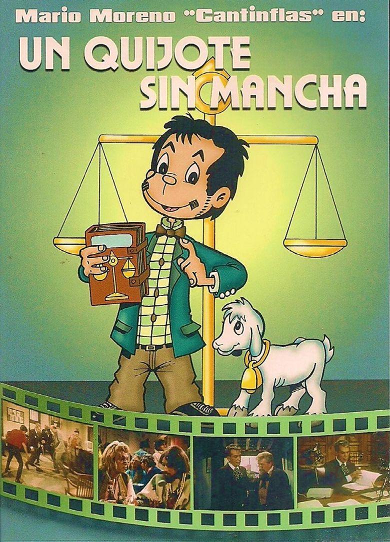 Un Quijote sin mancha Poster