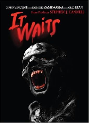 It Waits Poster