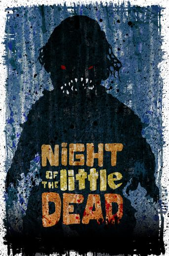 Night of the Little Dead Poster