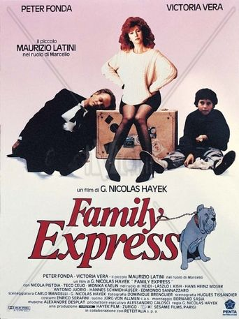 Family Express Poster