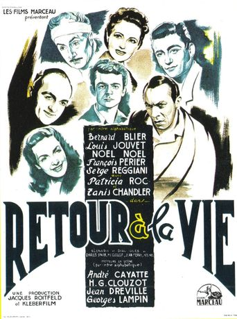 Return to Life Poster