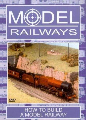 Model Railways: How to Build a Model Railway Poster