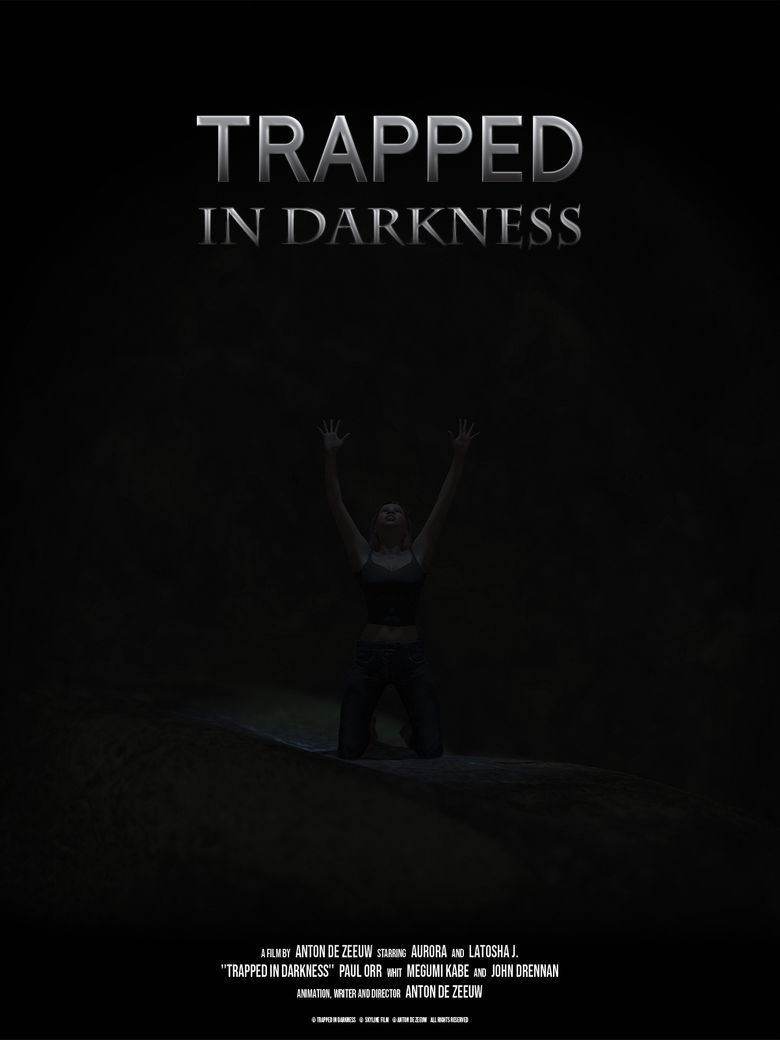 Trapped in Darkness Poster