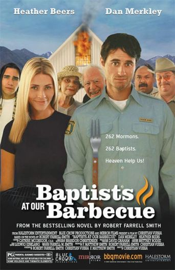 Baptists at Our Barbecue Poster