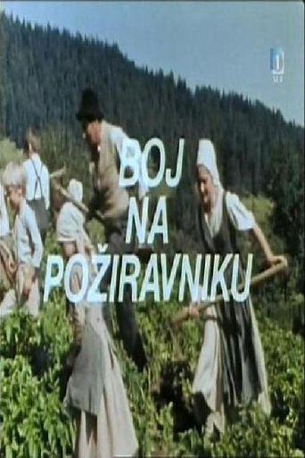 Battle at Poziralnik Poster