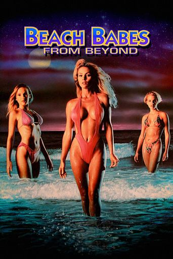 Beach Babes from Beyond Poster