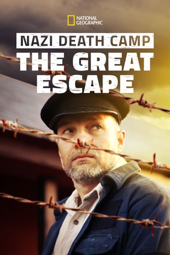 Escape From a Nazi Death Camp Poster