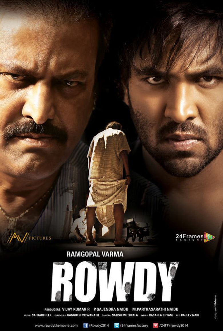 Rowdy Poster
